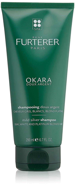 Rene Furterer Okara Mild Silver Shampoo, 6.76 fl. oz.