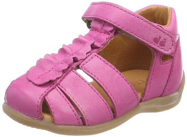 Froddo Children Sandal G2150075-6, Mocasines para Niñas, Rojo (Fuchsia I19), 19 EU
