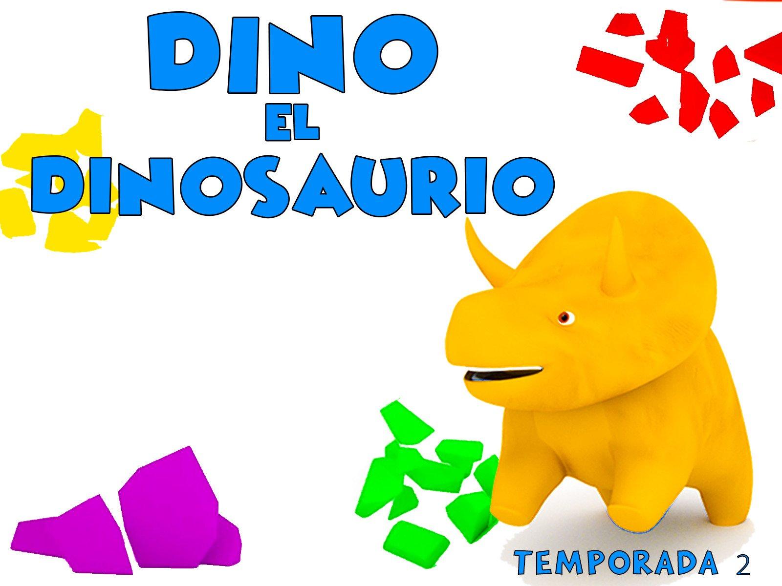 Amazon.com: Dino el Dinosaurio: Charles Courcier, Edouard Desmettre, Arthur Lener