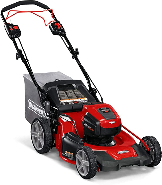 Snapper HD 2691565 Electric Self-Propelled Lawn Mower - Best Self-propelled Battery Lawn Mower