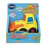 VTech Go! Go! Smart Wheels Bulldozer, Multicolor