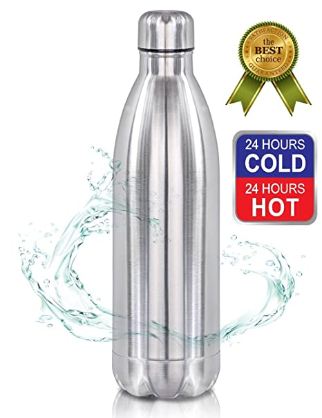 45be671f47a Buy Classvilla All Seasons Thermos Flask 1000ML Hot and Cold Thermosteel Water  Bottle 1 Liter