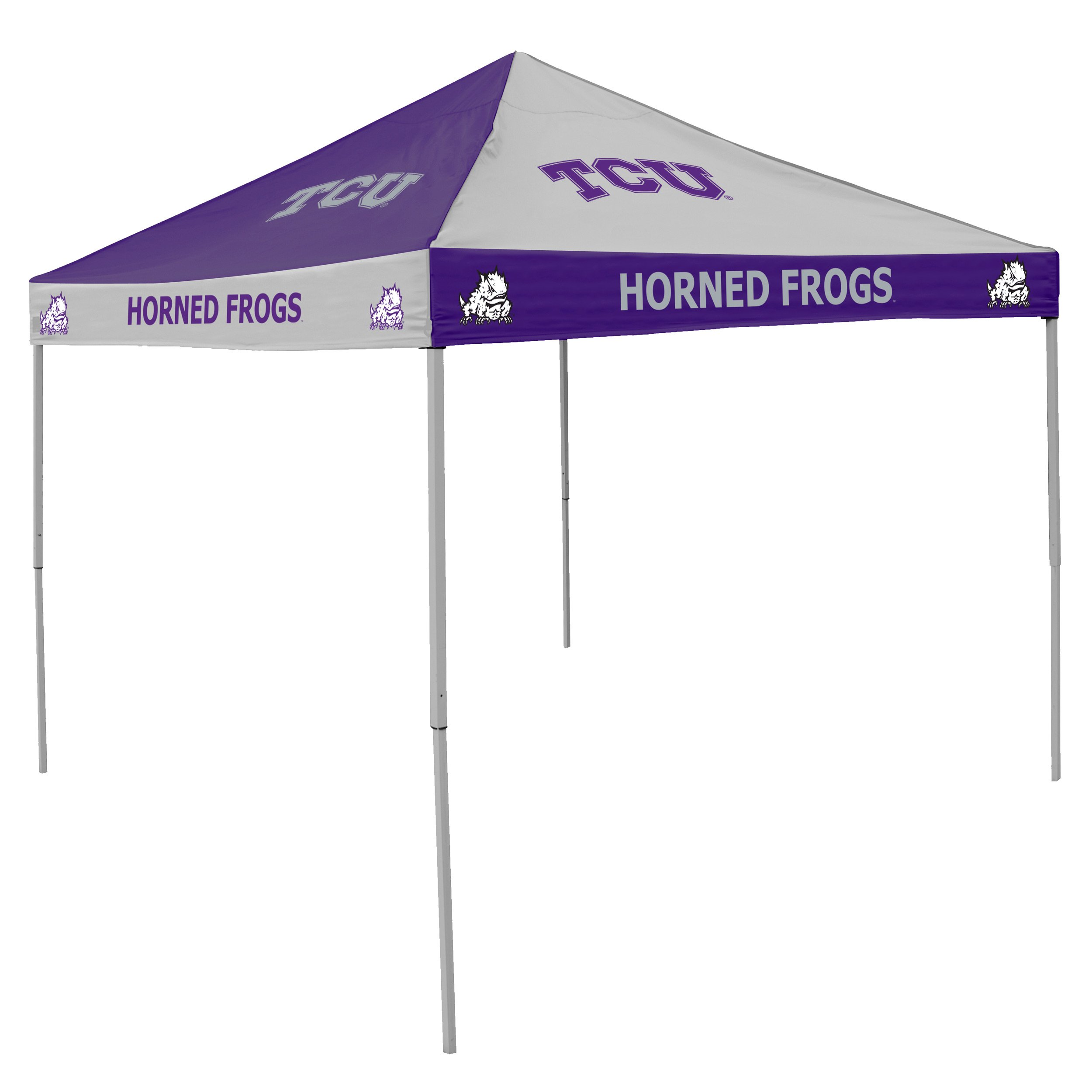 NCAA TCU Horned Frogs Checkerboard Tent