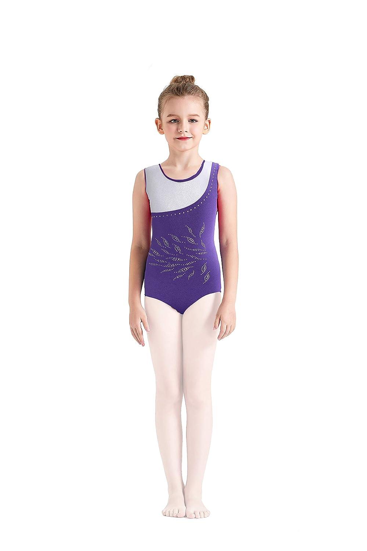 Kql SOCKSHOSIERY ガールズ B07F69HT9G Tag 10 For 9-10Y|White+purple White+purple Tag 10 For 9-10Y