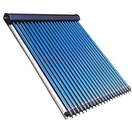 bleaclean 24 Tubo Calentador de agua solar colector pendiente techo marco evacuado tubos de vacío Colar
