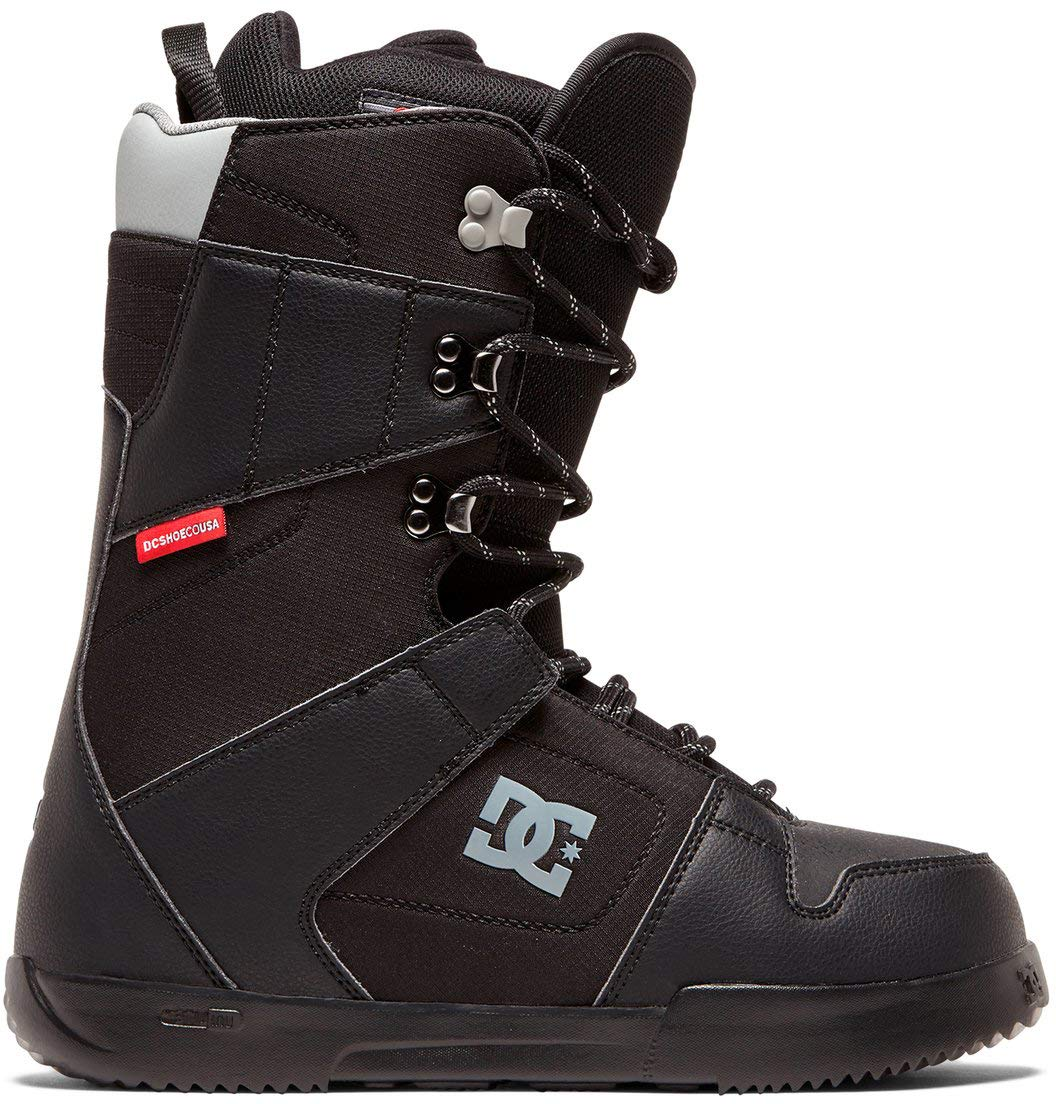 DC Phase Snowboard Boots Mens Sz 10.5 Black by DC