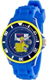ICE-Watch - Montre Mixte - Quartz Analogique - F*** ME I'M FAMOUS - Royal blue hand - Small - Cadran Bleu - Bracelet Silicone Bleu - LM.SS.RBH.S.S.11