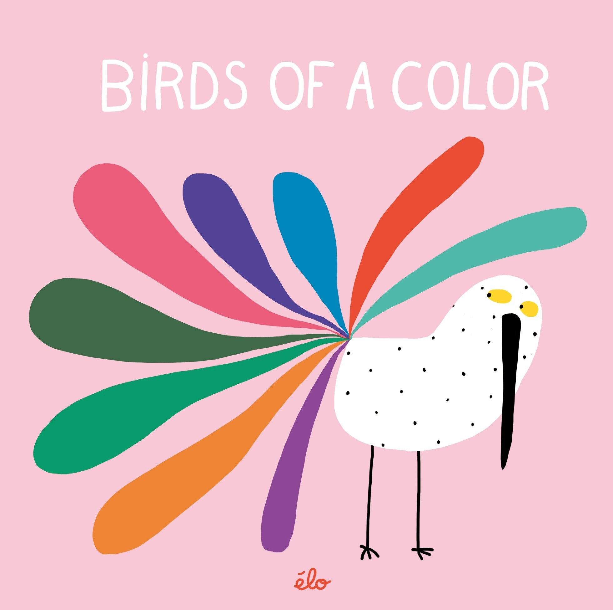 - Amazon.com: Birds Of A Color (9781536200638): élo, élo: Books