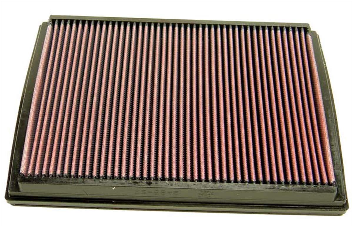K/&N 33-2848 Filtri Aria Sostitutivi Auto Lavabile e Riutilizzabile