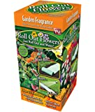 Garden Innovations GF1000 10-Inch by 10-Foot Roll Out Flowers, Garden Fragrance