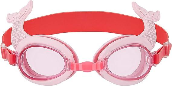 SunnyLIFE Shaped Swimming Goggles 3-9 Croc Lunettes de Natation Enfant Taille Unique Multicolore