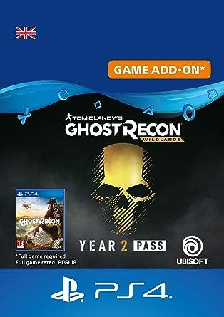 Tom Clancy's Ghost Recon Wildlands - Year 2 Pass DLC   PS4
