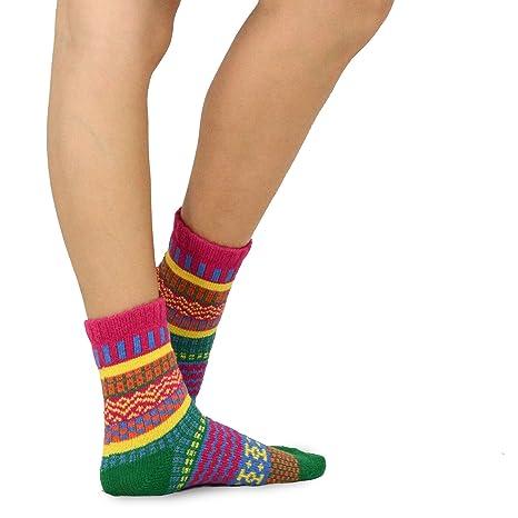 TeeHee Socks - Calcetines - para mujer multicolor E.F.G: Amazon.es: Ropa y accesorios