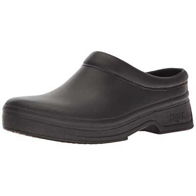 Klogs Footwear Zest Chef Clog Medium Black Size 10 | Mules & Clogs
