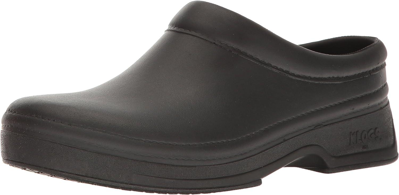 Klogs Footwear Zest Chef Clog Medium Black Size 10