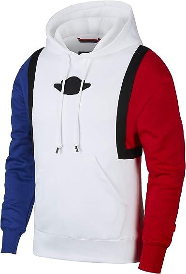 Amazon.com: Nike Jordan Sport DNA AT9962-100 - Sudadera con ...