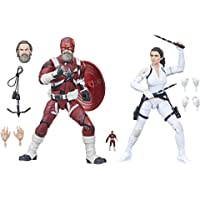 Hasbro Marvel Legends Series Avengers 6-inch Scale Red Guardian & Melina Vostkoff Figure 2-Pack and 12 Accessories For…