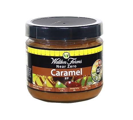 Walden Farms 340g Calorie Free Caramel Dip