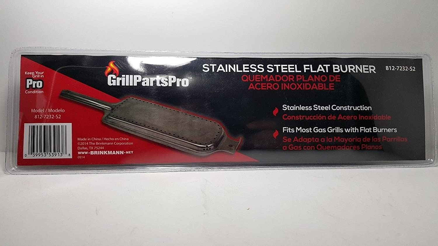 Amazon.com : Brinkmann Grill Parts Pro Universal Replacement ...