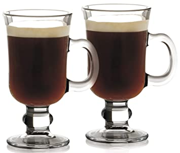 confezione da 6 pezzi Calice Irish Coffee Durobor cl 23