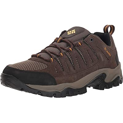Columbia Men's Lakeview II Low Shoe, Breathable, High-Traction Grip | Shoes