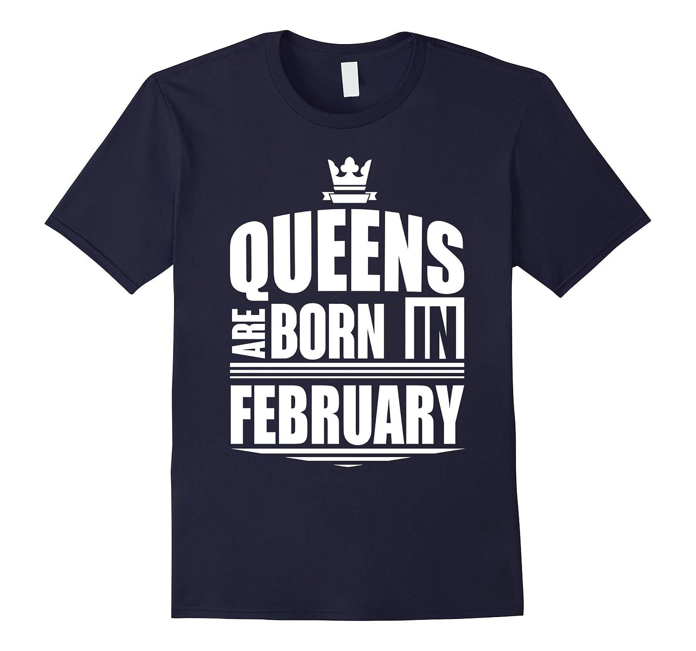 Queens Are Born In February-Art