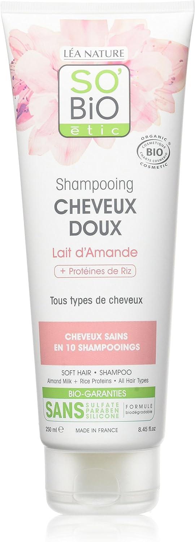 Les meilleurs shampoings sans sulfate 3