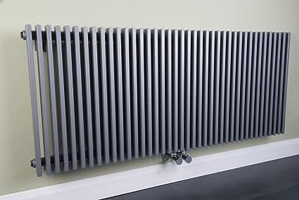 Termosifone verticale di design radiatrore arredo mm