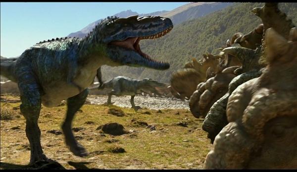 Walking With Dinosaurs 3d Gorgosaurus Attack