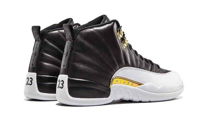 bf5678f8bb5 Amazon.com | AIR Jordan 12 Retro 'Wings' - 848692-033 | Basketball