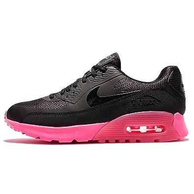 (ナイキ) エア マックス 90 ウルトラ ブラック ピンク レディース ランニング シューズ Nike Air Max 90