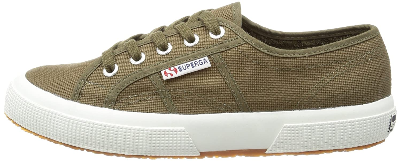 Superga Superga Superga Unisex-Erwachsene 2750 Classic Sneaker, Navy Grün (Military Grün 595) 6bcd31