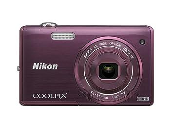 Nikon Coolpix S5200 Digital Camera Drivers