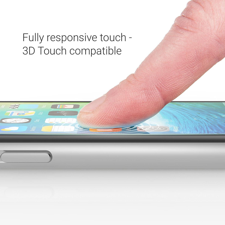 Iphone 6s Screen Protector Caseflex 6 Electronics Parcel Kristal Pja 1643