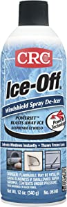 Ice-Off Windshield Spray De-Icer - 12 oz. ice-off spray dei [Set of 12]
