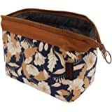 Makeup Bag/Travel Cosmetic Bags/Brush Pouch Toiletry Kit Fashion Women Jewelry Organizer with YKK Zipper Electronics Accessories Carry Case Pencil Holder Portable Cube Purse