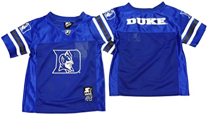 891e32612465 Amazon.com   STARTER Duke Blue Devils Toddler Blue Jersey   Sports ...