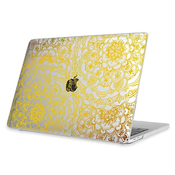 lowest price 46aa1 af598 Fintie MacBook Pro 13 Case (2018 & 2017 & 2016 Release) - Protective Snap  On Hard Shell Cover for Newest 13-inch MacBook Pro 13
