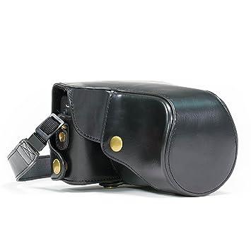 MegaGear MG162 - Funda para cámara réflex Canon EOS M y Canon EOS ...