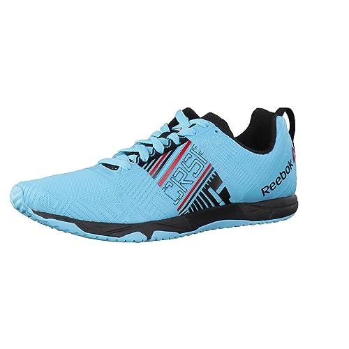 Reebok Crossfit Sprint 2.0 - Zapatillas de Running de Material sintético Hombre, Color Azul, Talla 45: Amazon.es: Zapatos y complementos
