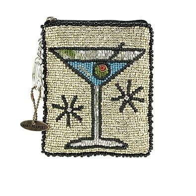 Amazon.com: Mary Frances cartera de abalorio (Hora De Cóctel ...