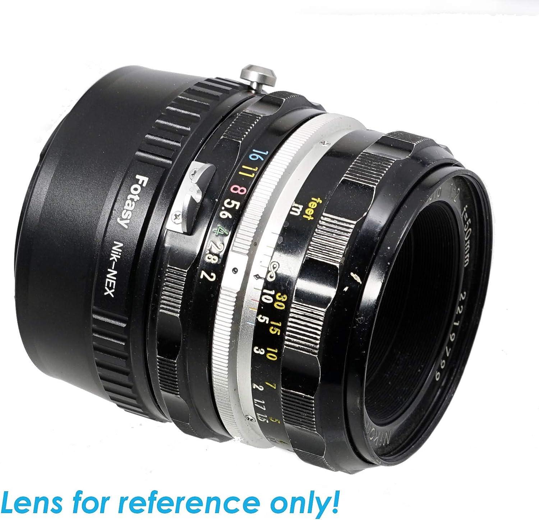 Adaptador de lente KIWI M-42 M42 adaptador Sony NEX VG30 VG20 VG10 FS700 FS100 E