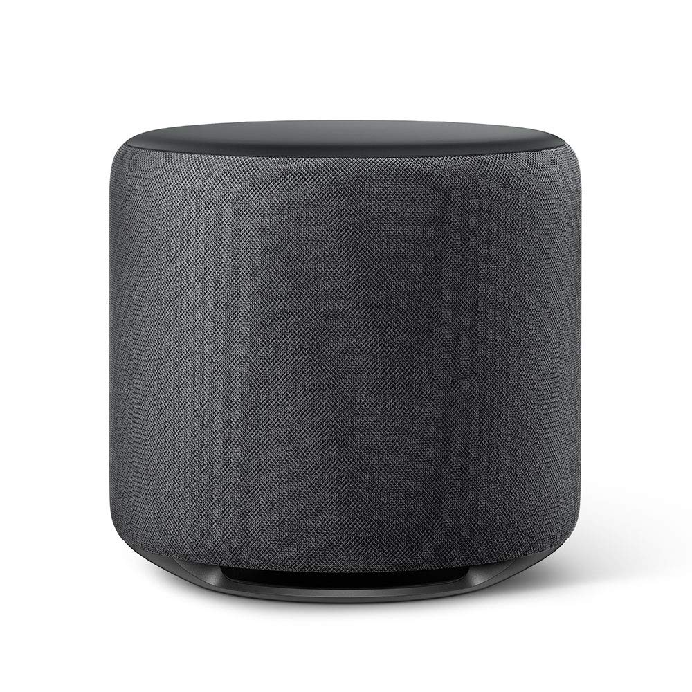 Echo Sub - Powerful subwoofer for your Echo - requires compatible Echo device by Amazon