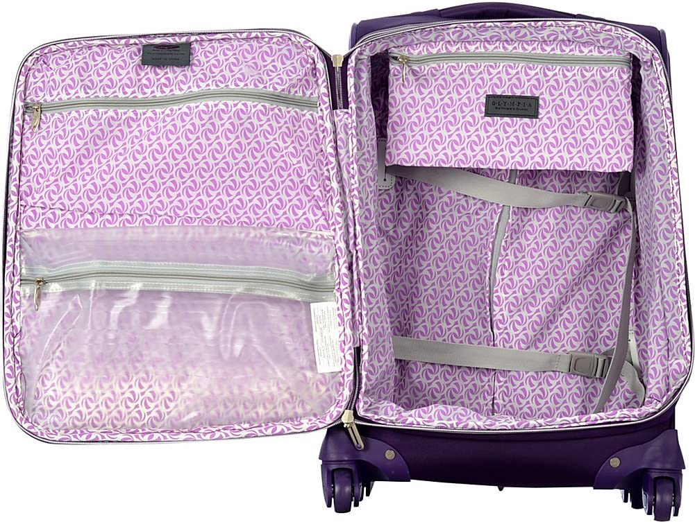 Violet Olympia USA Marion 29 Inch Spinner