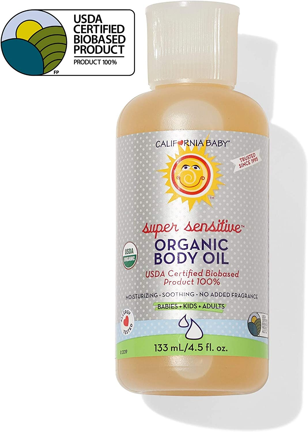 Top 10 Best Massage Oil For Baby (2020 Reviews & Buying Guide) 4