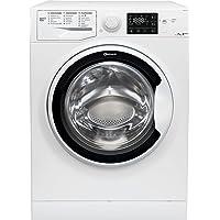 Bauknecht WM Pure 7G42 Waschmaschine Frontlader/A+++ -20%/1400 UpM/langlebiger Motor/Nachlegefunktion/Wasserschutz/weiß