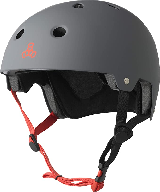 Best Scooter Helmets: Triple Eight Dual Certified Helmet