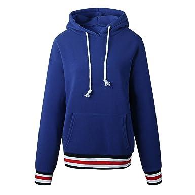 Infos für 1677b 51678 ASSKDAN Damen Kapuzenpullover Sweatshirts Hoodie Sport Oversize Outerwear  Pullover Herbst