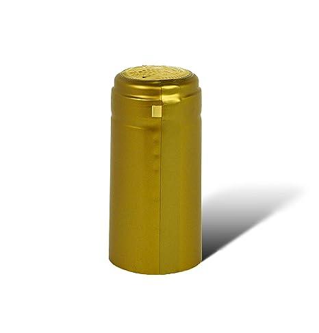 Amazon.com: Cápsulas termorretráctiles de PVC con pestaña de ...