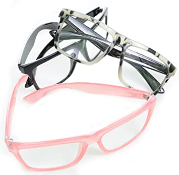 Amazon Com Cynthia Bailey Pink Black Marble Reading Glasses 3 Pack